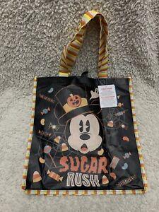 Walt Disney World Halloween 2020 Shopper Tote Bag NWT
