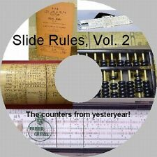 Vol. 2 of Slide Rules - The counters from yesteryear!!