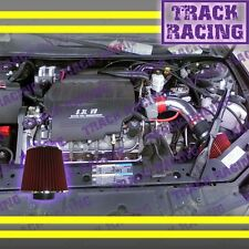 2004 2005 2006-2008 PONTIAC GRAND PRIX GT GT1 2 GTP GXP AIR INTAKE KIT Red TB
