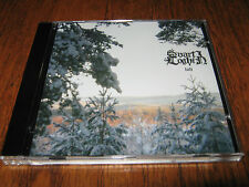 "SVARTI LOGHIN ""Luft"" CD  lifelover arckanum forgotten woods"