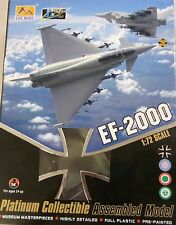 MRC Easy Model 1/72 Euro Fighter EF-2000 17th Sq. RAF Built Up 37141
