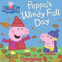 Peppas Windy Fall Day (Peppa Pig) by Scholastic