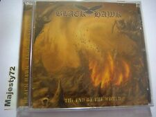 BLACK HAWK - The End Of The World  Pure Underground Records 2017 SEALED