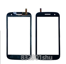 New Replace for Touch Screen Digitizer For FLY IQ451 panel Black free ship #uh80