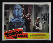 TOBOR THE GREAT ORIGNAL VINTAGE MOVIE POSTER LOBBY CARD #8
