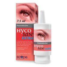 Hycosan Extra Eye Drops For Dry Eyes Compleye Dispenser Bundle Buy Scope BNWT