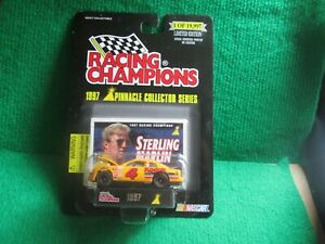 STERLING MARLIN NASCAR #4 (RACING CHAMPIONS) 1:64 SCALE LOT T79 NEW