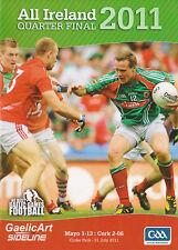 2011 GAA All-Ireland Quarter Final: Mayo v Cork: DVD