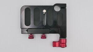 Zacuto Gorilla Plate DSLR Mounting Camera Support Baseplate Mount Accessory