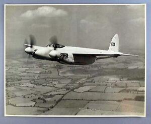 TURKISH AIR FORCE MOSQUITO DH.98 VERY LARGE OVERSIZE ORIGINAL DE HAVILLAND PHOTO