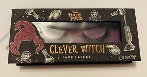 New ColourPop Disney Hocus Pocus Clever Witch False Eyelashes