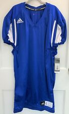 New Men'S Adidas Football Jersey, Size L.