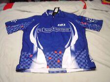Turner & Townsend Louis Garneau Mens Tour Cyclist Jersey Size XXL