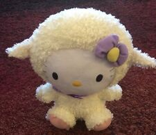 Ty Hello Kitty Dressed As Lamb 12""