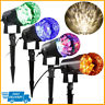 Christmas Lights Projector LED Laser Spotlight Waterproof Outdoor Indoor BP