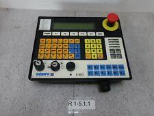 Sepro S900 Sepro Robotique Bedingerät Terminal Enseigner Panneau Sepro 20E64201
