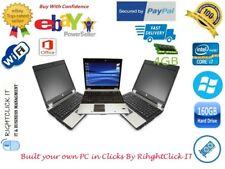 HP EliteBook 2540p , 4GB  Intel(R) Core(TM) i7 CPU L 640 @ 2.13GHz. 160GB (R125)