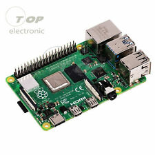 Raspberry Pi 4 Model B 1GB/2GB/4GB RAM Support 2.4/5.0 GHz WIFI Bluetooth 5.0