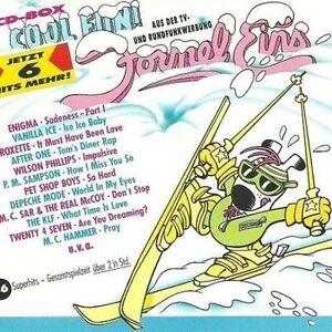 Formel Eins Cool Fun (1990) Enigma, Roxette, Depeche Mode, KLF, MC Sar,.. [2 CD]