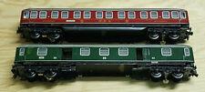 TRIX Express 2 Stück Schnellzugwagen mit OVP