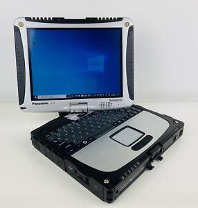 Panasonic Toughbook Cf-19 Mk8 Rugged Laptop  480 Gb Ssd Core i5 Win 10 Pro  3G