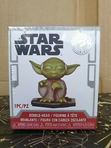 Funko Mystery Mini - Star Wars - Yoda Dagobah - New - Smugglers Bounty Exclusive