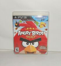 2012 PS3 Game Angry Birds Trilogy – Complete