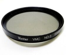 Vivitar 55mm ND3 VMC Lens Filter Made in Japan Neutral Density ND-3