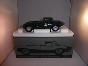 Jaguar Lightweight E Type #9 Sutcliffe, Paragon PA98342 1/18th scale
