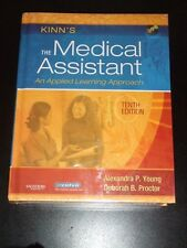 Kinn's THE MEDICAL ASSISTANT Applied Learning Approach 10e 2007 by Adams NEW