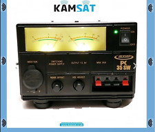 CB RADIO HAM SSB POWER SUPPLY PC-30-SW 30 AMP 220V AC 50-60 Hz 8-15V DC