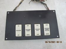 Vintage Hammond Organ M-3 And Others Percussion Switch Assembly