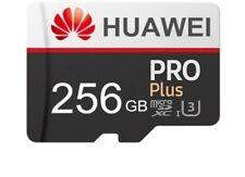 Micro sd 256 gb classe 10 U 3 pro plus con adattatore SD e card reader usb