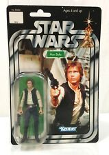 Star Wars The Vintage Trilogy Collection votc Han Solo 2004 Hasbro