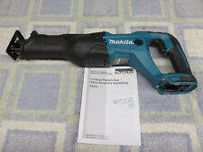 BRAND NEW MAKITA LXT 18V CORDLESS RECIPROCATING SAW SAWZALL XRJ04 EXCELLENT!