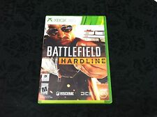 Battlefield Hardline Game For XBOX 360. M-Mature. Hard Drive Required. 2 Disc.