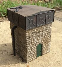 Kit built water tower suitable for 009 narrow gauge