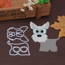 Dog Metal DIY Cutting Dies Stencil Scrapbook Album Paper Card Embossing Craft