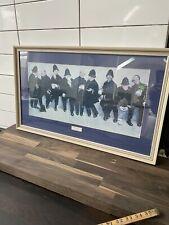 'Nine Pints Of The Law' Framed Print By Lawson Wood Framed Preloved