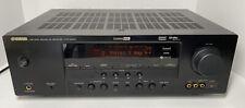 Yamaha HTR-6030 Natural Sound 5.1 AV Receiver Amplifier Tuner Dolby Tested Works