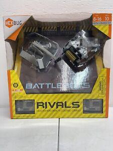HEXBUG BattleBots Rivals-Minotaur & Beta Toy Kids Battle Bot Hex Bugs Combat Kit