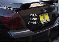 05-10 TC Smoked Tail light, 3rd brake light & side marker package tint overlays
