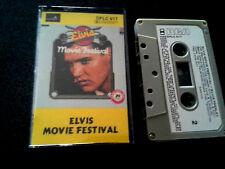 ELVIS MOVIE FESTIVAL CASSETTE TAPE AUSTRALIA LIKE NEW PRESLEY
