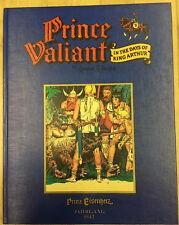 1942 Prinz Eisenherz Prince Valiant SPLITTER deutschsprachige Luxusausgabe Farbe