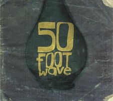 50 / Fifty Foot Wave '50 Foot Wave' self titled CD EP/album digipack/2004 on 4AD