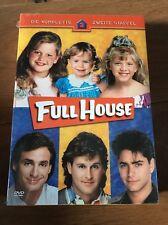 Full House - Season 2 DVD Sammlungsauflösung Neu Ovp