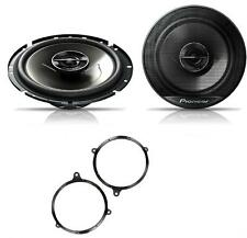 Toyota Yaris Pioneer 17cm Front Door Speaker Upgrade Kit 240W