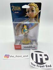NINTENDO Amiibo Figur, Legend of Zelda Breath of the Wild, Zelda NEU OVP TOP
