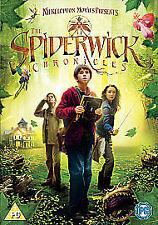 "Nickelodeon Movies Presents ""Spiderwick Chronicles"" DVD  Region 2 NEW & SEALED"