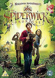 The Spiderwick Chronicles DVD 2008 Family Fantasy Movie